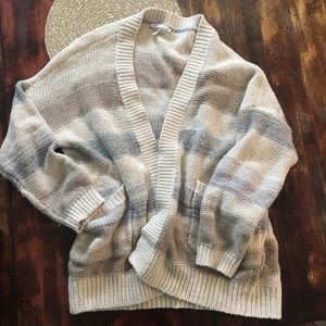 Victoria's Secret Oversized Cardigan Sweater
